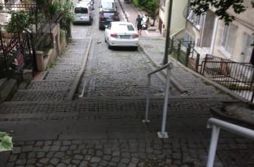 Ortaköy , Dereboyu Cadde'si Civarı  2+1 Daire.
